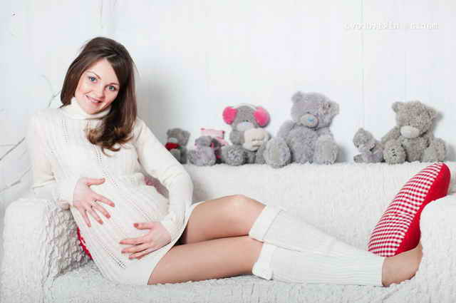 Беременность на позднем сроке