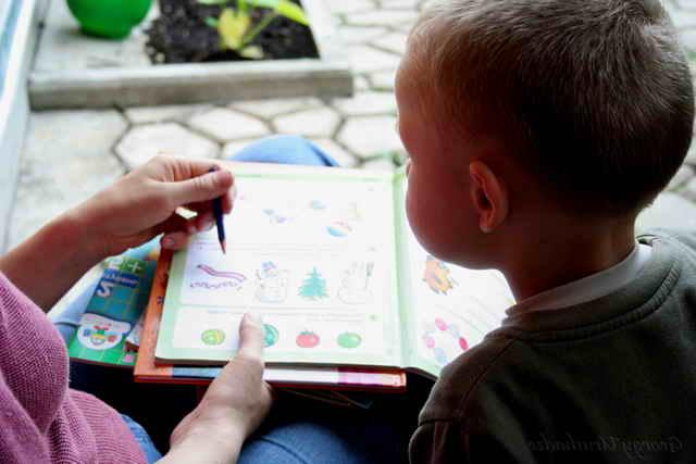 Развивающие пособия для дошкольников
