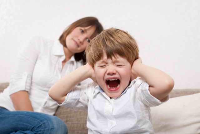 Детские крики