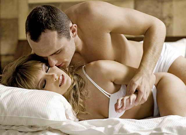 Секс у супружеской пары