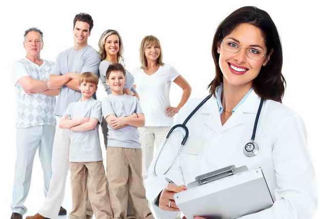 Медицина для всей семьи