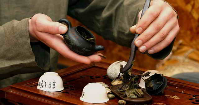 Искусство заваривания чая
