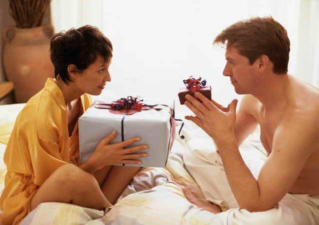 Неравноценные подарки