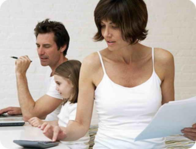 Ведение бюджета в семье