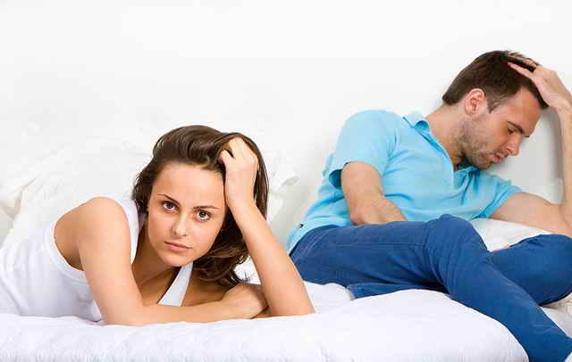 Плохие отношения в семье