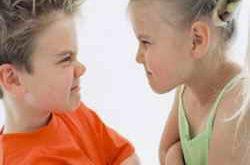 Детская ссора
