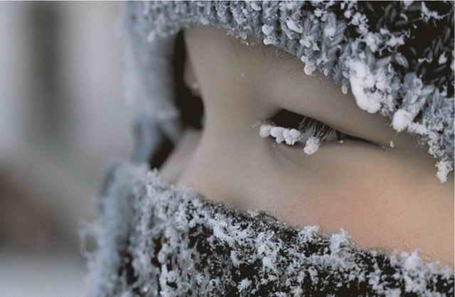 Я морозов не боюсь