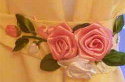 Подхват с розами
