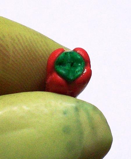 Перчики из полимерной глины