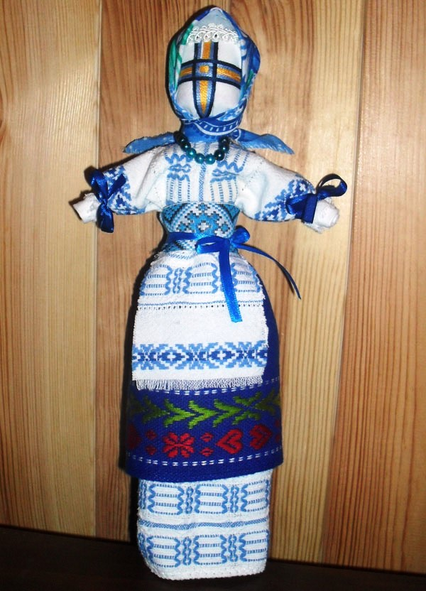 Создание куклы-оберега