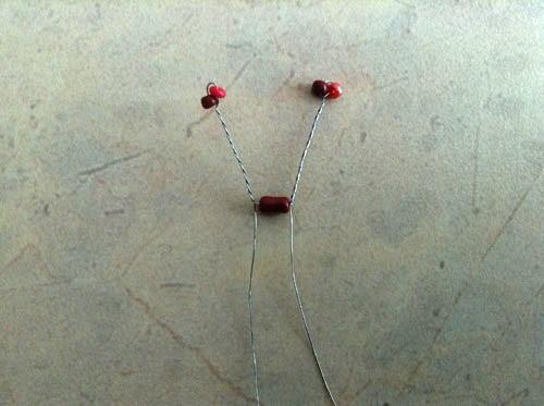 Техника плетения из бисера