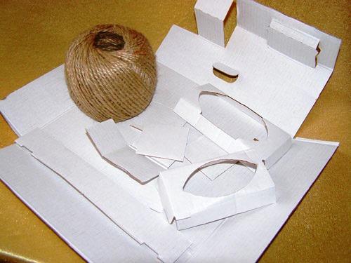 Материалы для поделок