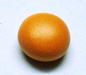 Тыква из полимерной глины