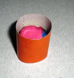 Изготовление дерева из бумаги