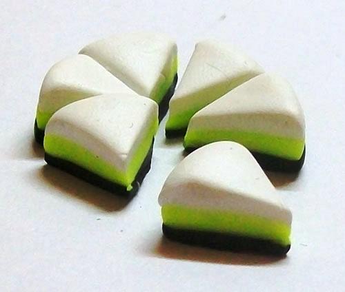 Тортики из пластики